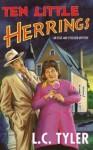 Ten Little Herrings - L.C. Tyler