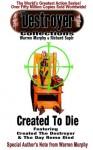 Created To Die: A Destroyer Collection (The Destroyer) - Richard Ben Sapir, Warren Murphy