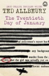 The Twentieth Day of January - Ted Allbeury, David Rintoul