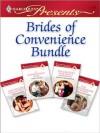 Brides of Convenience Bundle - Trish Morey, Amanda Browning, Sara Wood