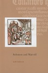 Solomon and Marcolf (Harvard Studies in Medieval Latin) - Jan Ziolkowski