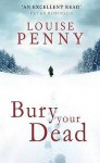 Bury Your Dead (Chief Inspector Armand Gamache #6) - Louise Penny