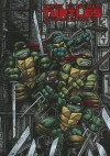 Teenage Mutant Ninja Turtles: The Ultimate Collection Volume 5 - Kevin Eastman, Peter Alan Laird
