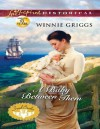 A Baby Between Them (Mills & Boon Love Inspired Historical) (Irish Brides - Book 3) - Winnie Griggs