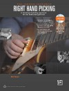 The Serious Guitarist: Right Hand Picking: A Technique-Building Approach for the Dedicated Guitarist (Book & CD) - Mark Burgess