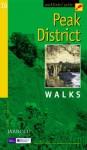 Peak District Walks - Jarrold Publishing, Kevin Borman