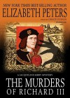 The Murders of Richard III [With Earbuds] - Elizabeth Peters, Grace Conlin