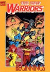 The New Warriors: Beginnings (Marvel Comics) - Fabian Nicieza, Tom DeFalco