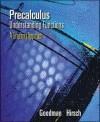 Precalculus: Understanding Functions, a Graphing Approach (Non Info Trac Version) - Arthur Goodman, Lewis Hirsch