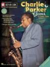 Charlie Parker Gems: Jazz Play-Along Volume 142 (Hal Leonard Jazz Play-Along) - Charlie Parker