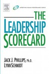 The Leadership Scorecard (Improving Human Performance Series) - Jack J. Phillips, Lynn Schmidt