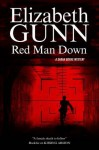 Red Man Down: A Sarah Burke Police Procedural - Elizabeth Gunn