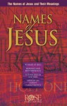 Names of Jesus Pamphlet: The Names of Jesus and Their Meanings - Rose Publishing, Rose Publishing Staff