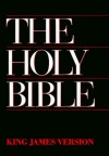 The Holy Bible: King James Version - Thomas Nelson Publishers
