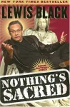 Nothing's Sacred - Lewis Black