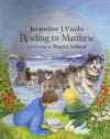 Reading to Matthew - Jackie Vivelo