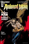 Animal Man (2011- ) #3 - Jeff Lemire, Travel Foreman