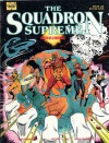 The Squadron Supreme: Death of a Universe - Mark Gruenwald, Kurt Busiek, Len Kaminski, Paul Ryan