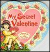 My Secret Valentine Glitter Glow Valintine Book 1 (Sparkle 'n' Twinkle) - Jane E. Gerver