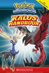 Pokemon: Kalos Region Handbook - Scholastic Inc.