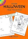 Invisible Halloween Magic Picture Book - Cathy Beylon