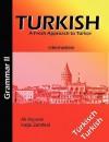 Turkish Grammar II / Trkische Grammatik II - Ali Akpinar, Katja Zehrfeld