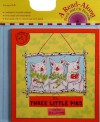 The Three Little Pigs Book & CD - Paul Galdone, Joanna C. Galdone
