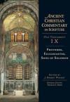 Proverbs, Ecclesiastes, Song of Solomon - Thomas C. Oden, J. Robert Wright