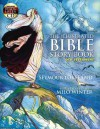 The Illustrated Bible Story Book -- Old Testament: Includes a Read-and-Listen CD - Seymour Loveland, Read and Listen, Milo Winter