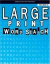 Large Print Word Search, Vol. 36 - Vincent Douglas