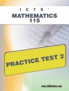 ICTS Mathematics 115 Practice Test 2 - Sharon Wynne