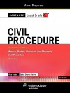 Casenote Legal Briefs: Civil Procedure, Keyed to Marcus, Redish, and Sherman, Fifth Edition - Casenote Legal Briefs