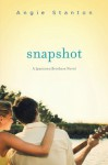 Snapshot: A Jamieson Brothers Novel - Angie Stanton