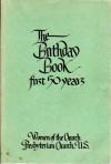 The Birthday Book - Patricia Sprinkle