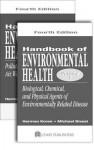 Handbook of Environmental Health, Fourth Edition, Two Volume Set - CRC Press, Michael S. Bisesi