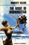 The Night of Morningstar (Modesty Blaise, #11) - Peter O'Donnell