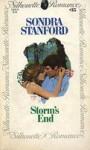 Storm's End - Sondra Stanford