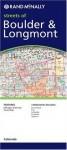 Boulder/Longmont (Rand McNally Folded Map: Cities) - Rand McNally