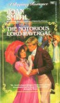 The Notorious Lord Havergal - Joan Smith