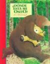 Donde Esta Mi Osito? (1st Animal Stories) - Jez Alborough, Mario Castro