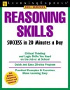 Reasoning Skills Success In 20 Minutes A Day (Skill Builders) - Learning Express LLC