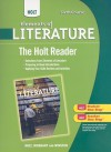 Holt Elements of Literature, Sixth Course: The Holt Reader - Holt Rinehart