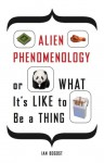 Alien Phenomenology, or What It's Like to Be a Thing - Ian Bogost