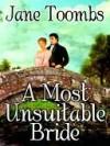 A Most Unsuitable Bride - Jane Toombs