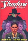 """Six Men of Evil"" & ""The Devil Monsters"" (The Shadow Volume 13) - Walter B. Gibson, Maxwell Grant"