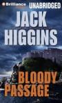 Bloody Passage - Jack Higgins, Christopher Lane