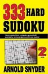 333 Hard Sudoku - Arnold Snyder