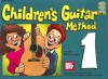 Children's Guitar Method, Volume 1 [With CDWith DVD] - William Bay