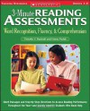 3-Minute Reading Assessments: Word Recognition, Fluency, and Comprehension: Grades 1-4 (Three-minute Reading Assessments) - Timothy V. Rasinski, Nancy Padak