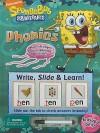 Spongebob Squarepants: Phonics [With Erasable Pen] - Nickelodeon
